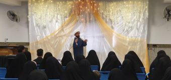 Iraqi Students Celebrate their Graduation in Holy Karbala