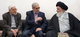 Chief Editor of Al-Misbah Magazine Meets Grand Ayatollah Shirazi