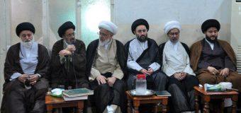 Scholarly Sessions at Office of Grand Ayatollah Shirazi in Holy Karbala