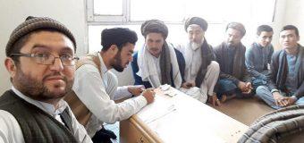 Office of Grand Ayatollah Shirazi Honors Seminary Students in Afghanistan