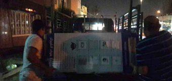 Rasul Adham Institute Distributes Air Conditioning Systems in Holy Kadhimiya
