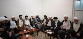 World Day of Baqi Commemorated at Office of Grand Ayatollah Shirazi
