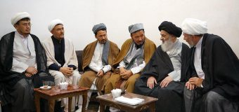 Afghan Scholars and Clerics Meet with Grand Ayatollah Shirazi