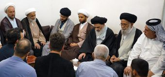 Martyrdom of Hamzah and Abdol-Azim Hasani at Office of Grand Ayatollah Shirazi