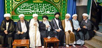 Office of Grand Ayatollah Shirazi Congratulates Eid Al-Fitr to All Muslims