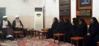 Delegations of Anwar Al-Jawadain Institute Visit Holy Karbala