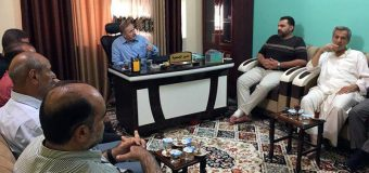 Staff Members of Baraka Foundation Meet in Baghdad