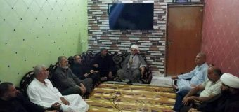 Tenth Round of Weekly Gatherings at Anwar Al-Jawadain Institute in Baghdad