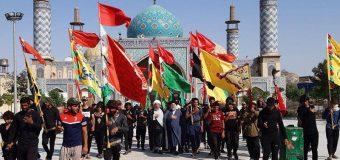 Activities by Shia Societies Association in Holy Qom Iran