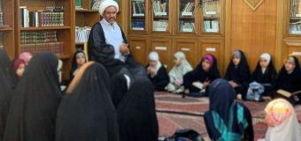 Delegations of Grand Ayatollah Shirazi Visit Quranic Summer Courses in Babylon