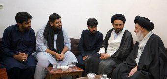 Grand Ayatollah Shirazi Highlights Islamic Conducts as the Basis for Happiness