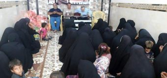 Amal Saleh Foundation Distributes Aids Among Needy in Baghdad