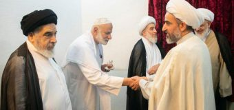 Hajj Delegations of Grand Ayatollah Shirazi Visit Hajj Offices of Islamic Jurists in Holy Medina