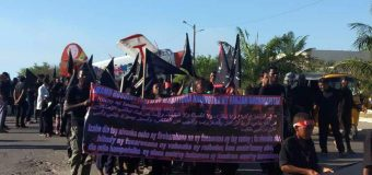 Shia Muslims Participate in Ashura March in Madagascar