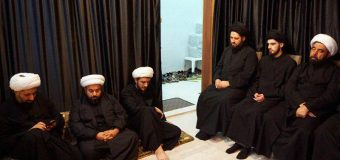 Grand Jurist's Son Hosts Imam Hussain's Memorials in Kuwait
