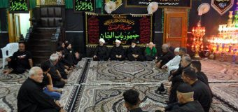 Delegations of Grand Ayatollah Shirazi Visit Service Units in Holy Karbala