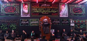 Rasul Adham Mawkeb Hosts Pilgrims During Arbaeen 2019