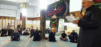 Delegations from AhlulBayt Islamic Thought Center Visit Shrine of Salman