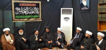 Office of Grand Ayatollah Shirazi in Holy Karbala Hosts Visitors