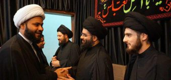 Sayed Ahmed Shirazi Marks Beginning of the Month of Safar in Kuwait