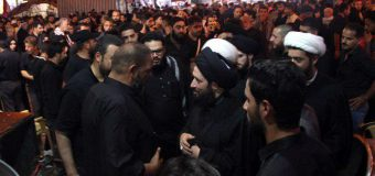 Activities by Sayed Ahmed Shirazi in Holy Karbala Iraq