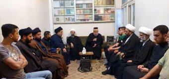 Office of Ayatollah Sayed Hasan Shirazi Holds Memorials of Imam Sajjad (PBUH) in Syria