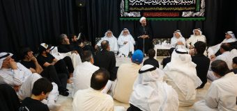 Sayed Ahmed Shirazi Marks Martyrdom of Holy Prophet in Kuwait