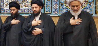 Sayed Ahmed Shirazi Attends Memorials of Imam Hasan Askari (PBUH) in Kuwait