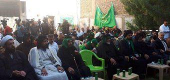 The Director of Imam Hasan Zaki School Attends Event in Holy Kadhimiya Iraq