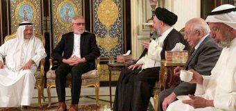 Sayed Hussain Shirazi Meets Social Figures in Kuwait