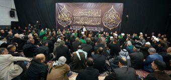Grand Ayatollah Shirazi Makes Speech Among Shias from Holy Karbala Iraq