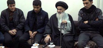 Religious Activists Meet Grand Ayatollah Shirazi