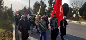 Shia Societies Association Welcomes Ansar Al-Wilaya Pilgrimage Caravan
