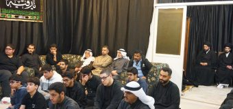 Sayed Ahmed Shirazi Commemorates Martyrdom of Lady Fatima Peace Be Upon Her in Kuwait