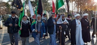 Shia Societies Association Welcomes Ansar Pilgrimage Caravan in Holy Qom