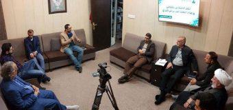 Imam Shirazi Center Discusses Cultural-Social Developments in Iraq