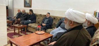 Meeting Hall of Grand Ayatollah Shirazi Hosts Memorials in Holy Karbala