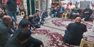 Public Relations Office of Grand Ayatollah Shirazi Organizes Pilgrimage Trip to Syria