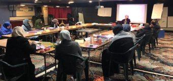 Rasul Adham Husayniya Runs Courses of Mental Health in London UK