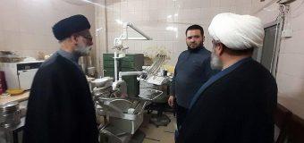 Shia Societies Association Visits Sayed Shuhada Clinic in Damascus Syria