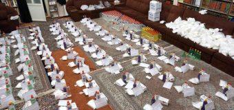 Office of Grand Ayatollah Shirazi Donates Hygiene Items in Iran