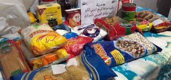 Office of Grand Ayatollah Shirazi Distributes 2nd Round of Aids in Lebanon