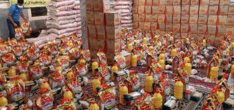 Sayed Shuhada Committee Distributes 500 Food Baskets in Holy Qom