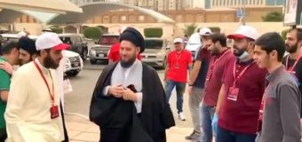 Sayed Ahmed Shirazi Visits Imam of Life Campaign in Kuwait