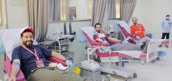 Imam of Life Campaign Receives Blood Donors in Kuwait