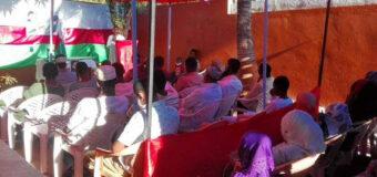Om Al-Banin Center Holds Seminar on Independence Day of Madagascar
