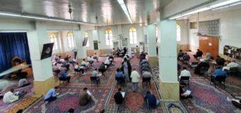 Zainabiya Seminary Holds Final Exams in Damascus Syria