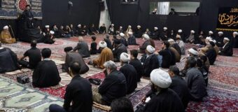 House of Grand Ayatollah Shirazi Marks Martyrdom of Imam Sadiq Peace Be Upon Him