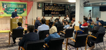 Shia Muslims Celebrate Birthday of Imam Redha (PBUH) in Denmark