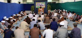 Zainabiya Seminary Celebrates Birthday of Imam Redha (PBUH) in Syria
